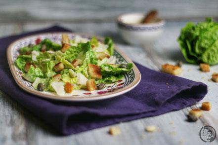 Caesar's Salad_Rezept_Lea Linster