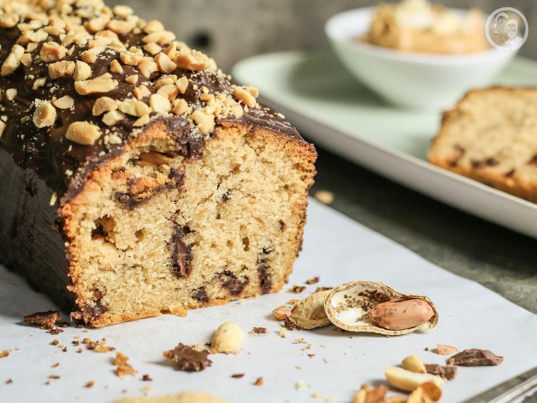 Erdnussbutterkuchen Die Jungs Kochen Und Backen Der Foodblog Aus
