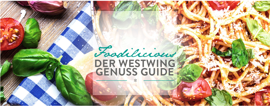 Foodilicious Genuss Guide von Westwing