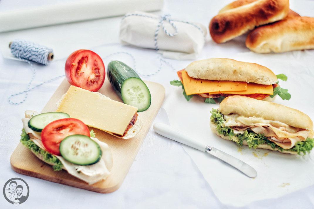 Hamburger Brioche Buns_Rezept_Backen_BBQ