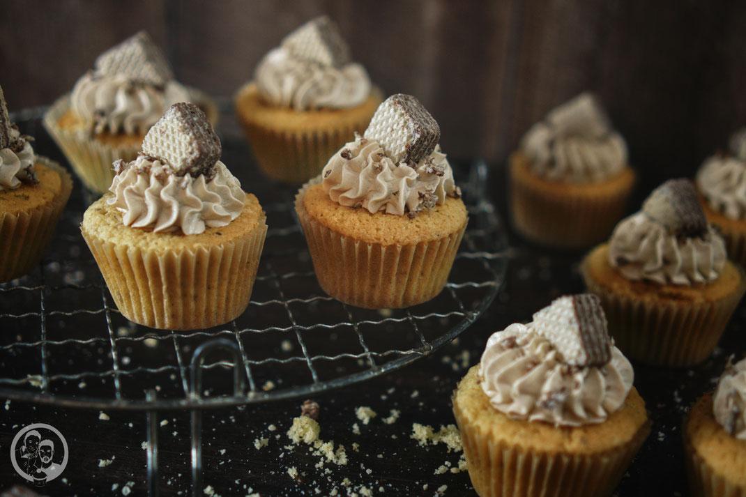 Haselnusscupcakes_Schokokern_Neapolitaner_Rezept_Backen_Snack_Foodblog_Köln