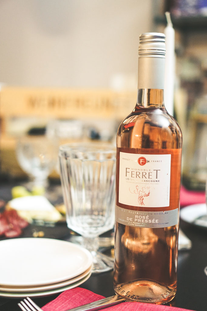 Rosé de Pressée Côtes de Gascogne 2016