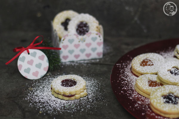 Spitzbuben ohne Haselnuss_Rezept_Weihnachtsbäckerei_Backen