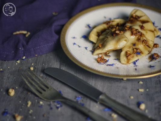 Ravioli mit Ricotta-Steinpilz-Füllung_Vorspeise_kochen