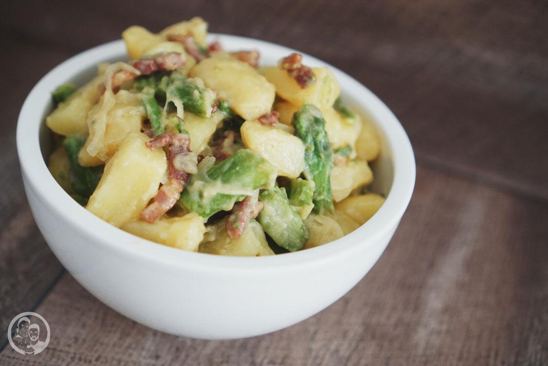 Kartoffel-Spargelsalat_Rezept_Kochen_Spargel_Grillen_Salat_Beilage_Wiener Schnitzel_BiohofBursch