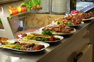 Kurdisches Restaurant Saman, Kalk