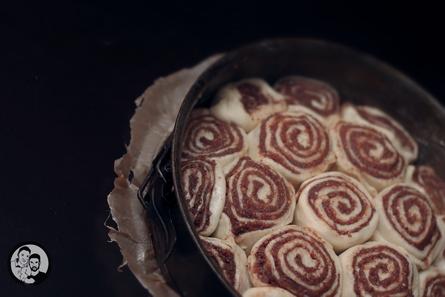 Nuss-Schnecken Kuchen