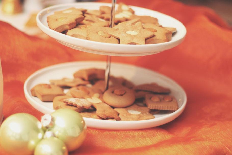 Pfefferkuchen Plätzchen