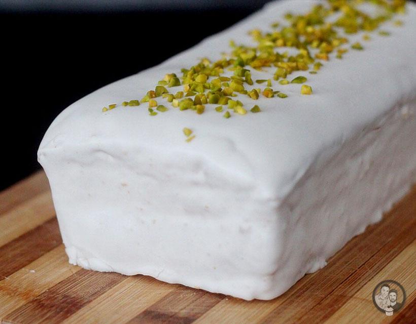 Pistazien-Zitronen Kuchen