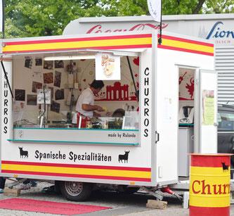 Rolando's Churros