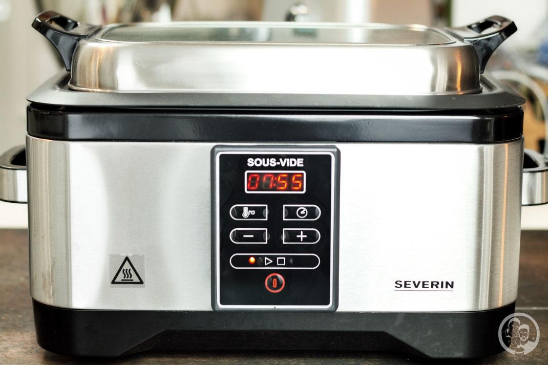Sous-Vide Dampfgarer_SV 2447_Severin_Produkttest
