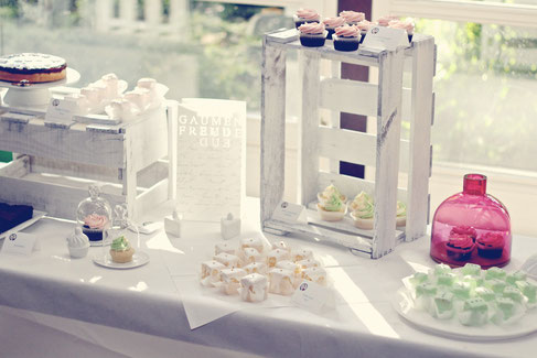 Sweet Table Ansicht