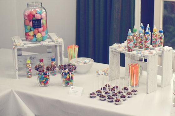 Sweet Table für die Kleinen
