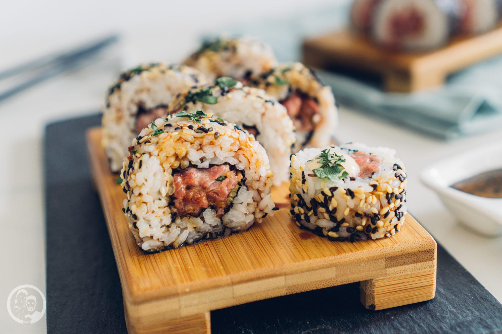 Schräg Sushi Tartar