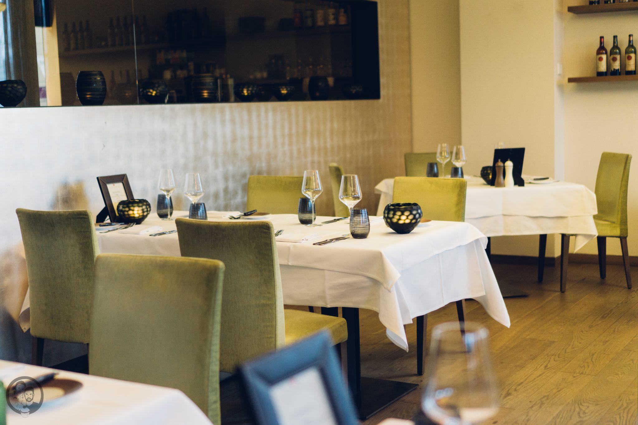 Spicy Tartar Roll - Vila Vita Marburg | Rezept & Restauranttipps
